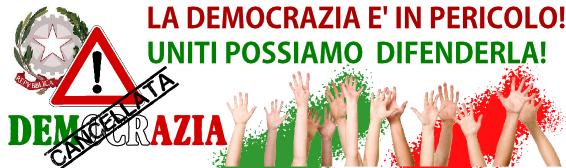 difendi la democrazia