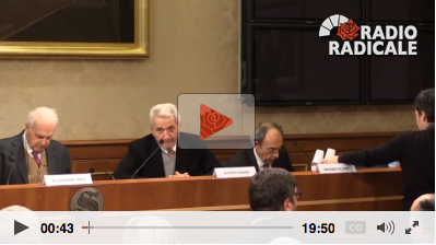 Conferenza Stampa del Comitato per il NO nel Referendum Costituzionale