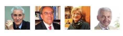 Promotori del referendum contro l'italicum, Stefano Rodotà, Massimo Villone, Silvia Manderino, Alfiero Grandi